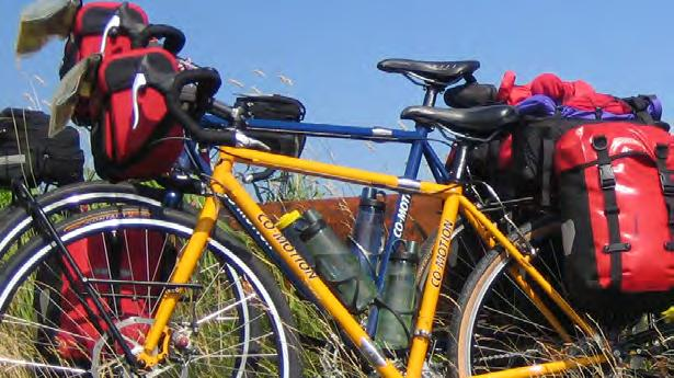Revised October 2014 Co-Motion Co-Pilot Bicycles for travel Packing and