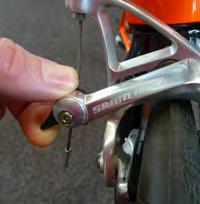 Replace faceplate and its 4 bolts after you remove the handlebar, tightening the bolts slightly so nothing is lost.