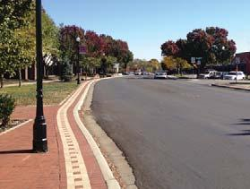 Biking and Walking in Downtown Overland Park: What s Downtown now?