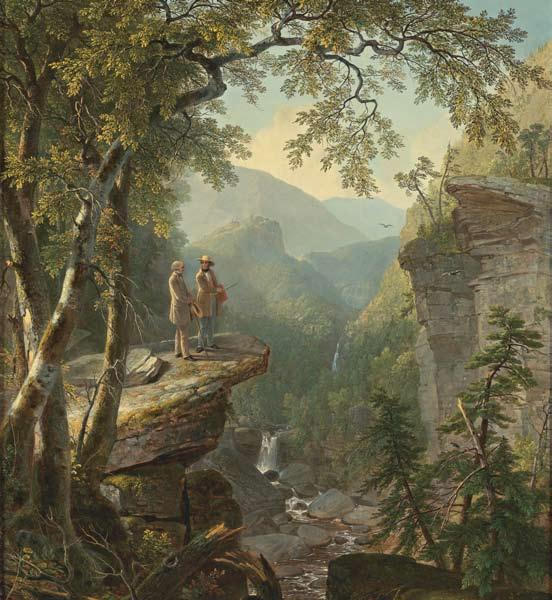 Following in the Footsteps of Asher B. Durand: A Walker s Guide One of America s preeminent landscape painters, Asher B.