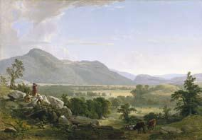 16 The work of later painters such as Sanford Gifford, Jasper Cropsey, and Jervis McEntee promoted more interest in this site, and today the North Mountain trails are the most popular in the