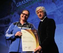 The 2013 Grassroots Day Awards has been acknowledging outstanding achievements in grassroots football since the Magnificent Seven awards were introduced at the turn of the century.