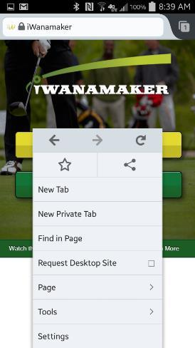 Spectator and Media Access Spectators and media can follow live events by registering at https://iwanamaker.com. Registration is required to access both live and non-live events.