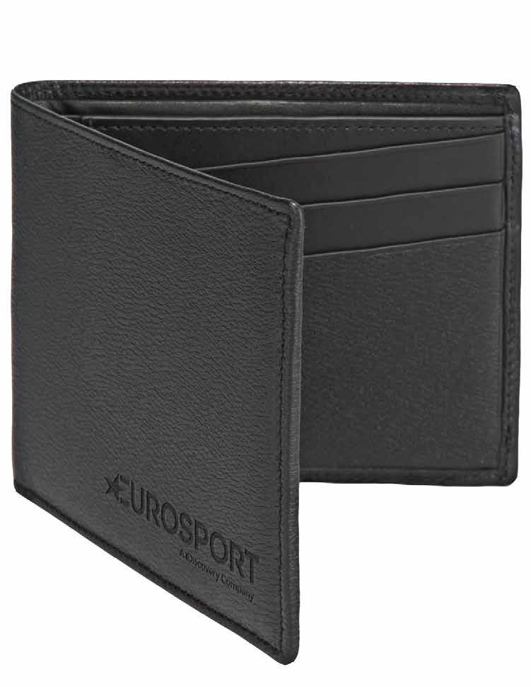 18.6 BUSINESS GIFTS (iv) Wallet & Passport Holder 103 BRANDING: Wordmark with Discovery Endorsement POSITIONING: The Logotype with Endorsement is positioned to the bottom-right of the case,