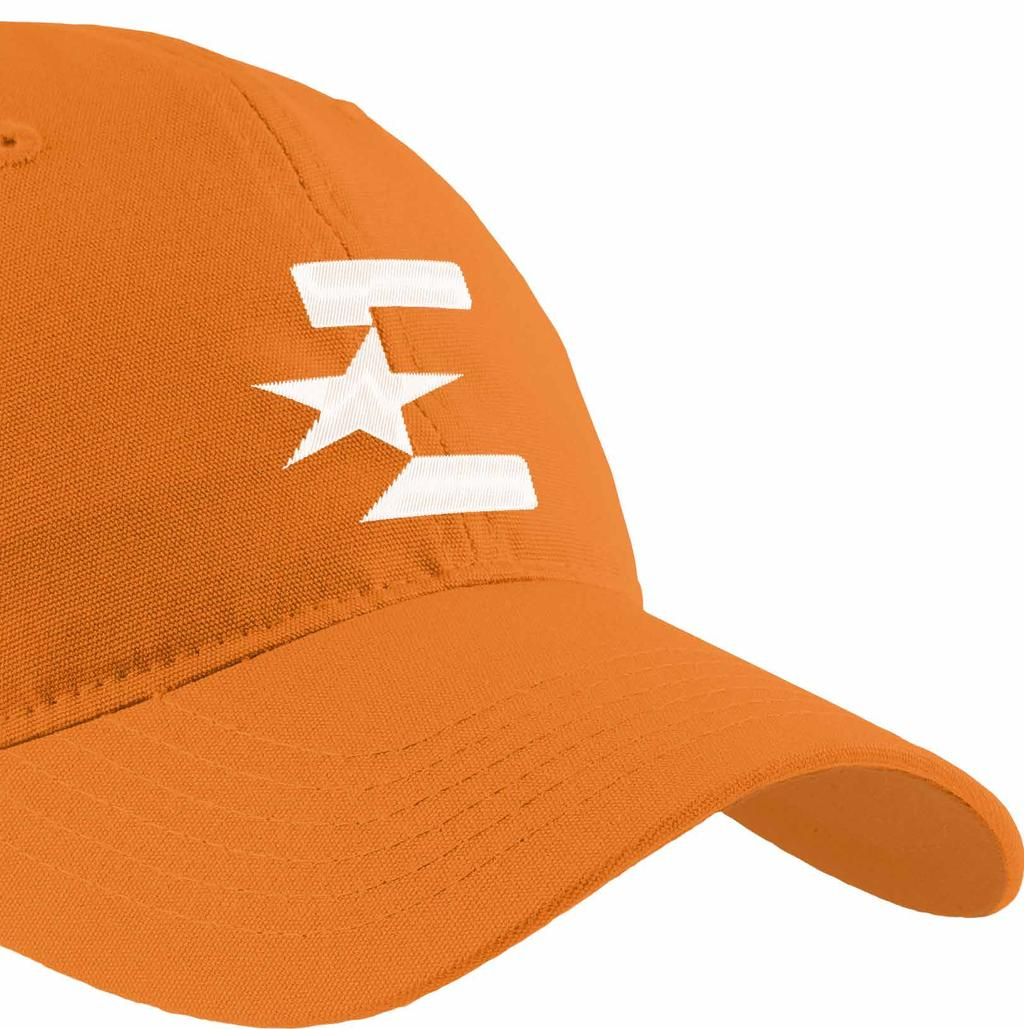 18.5 PROMOTIONAL ITEMS (ix) Baseball Cap 92 BRANDING: Wordmark & Monogram POSITIONING: Front: Mongram is positioned centrally (a).