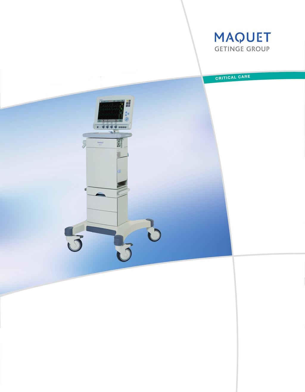 DATA SHEET VENTILATION HIGHLIGHTS For neonatal to pediatric patients Intuitive user interface Designed for cost-efficiency Flexible placement Modular - interchangeable plug-in units Enables Heliox