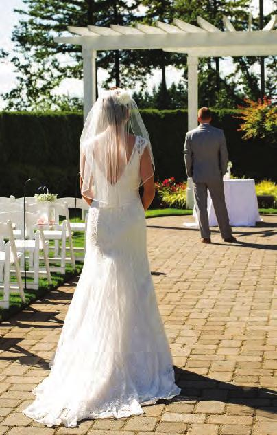 photos Additional packages are available to enhance your big day, including personal