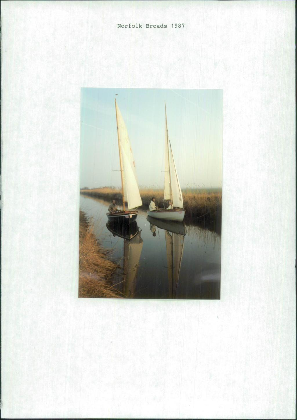 Norfolk Broads 1987 i