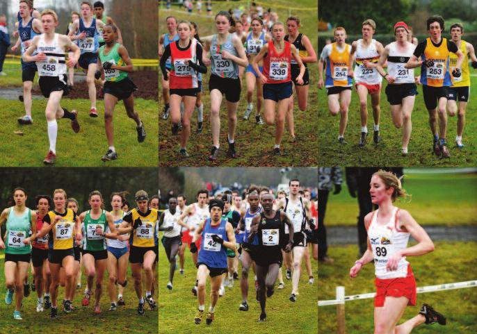 McCAIN BRISTOL CROSS CHALLENGE STAGED BY RUNBRISTOL IN PARTNERSHIP WITH UK ATHLETICS incorporating the Mike Sully Championships and Gemma