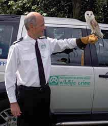 If nothing else, the past year has served to show me that wildlife crime is an issue that the police need to pay regard to.