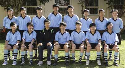 Yang, R.Chin, M.Yu, A.Shi, A.Cao, B.Huynh, A.Bao, G.Baker. Front Row: A.Cheung, J.Huo, E.