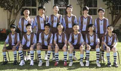Football 13C Football Back Row: K.Chen, A.Nam, T.Nguyen, A.Wong, J.Maloof, N.Hoang. Front Row: T.
