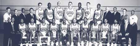 S t a t i s T I C A L R E v I E w 1996-1997 Vancouver Grizzlies (14-68) Back Row, L-R: Troy Wenzel, Jay Hillock, Noah Croom, Larry Riley, Pete Chilcutt, Roy Rogers, Jack Lothian, Bryant Reeves, Eric