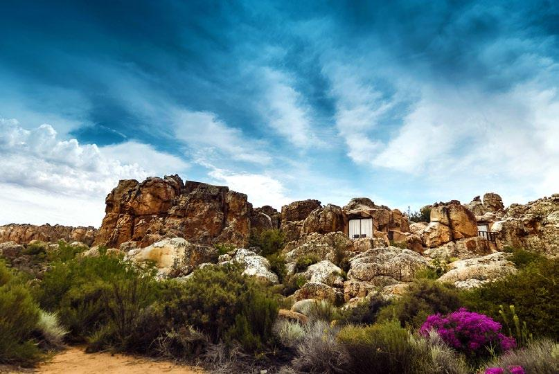 SHOPPING AND SUPPLIES Guests are recommended to get all supplies before coming to Kagga Kamma Nature Reserve.
