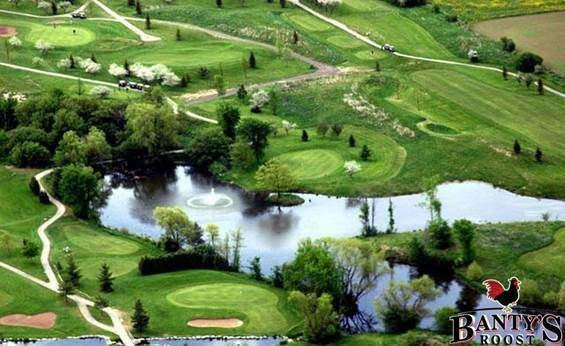 BANTY'S ROOST TWOSOMES AND FOURSOMES FOR THE 2016 SEASON Extensive club facilities located in beautiful Caledon just minutes from highway 401, 410 and 407, Banty's Roost Golf and Country Club is
