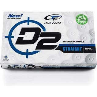 TOP FLITE GAMER GOLF BALLS- 5 AVAILABLE- Explosive distance, tour-like spin and feel.