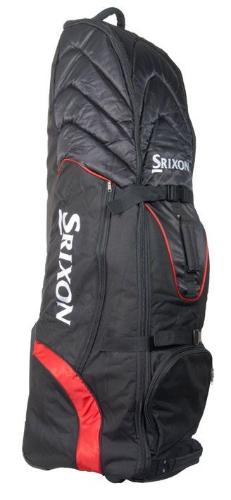 of Golf Club Oversized to accommodate most bags Security webbing with buckle 3