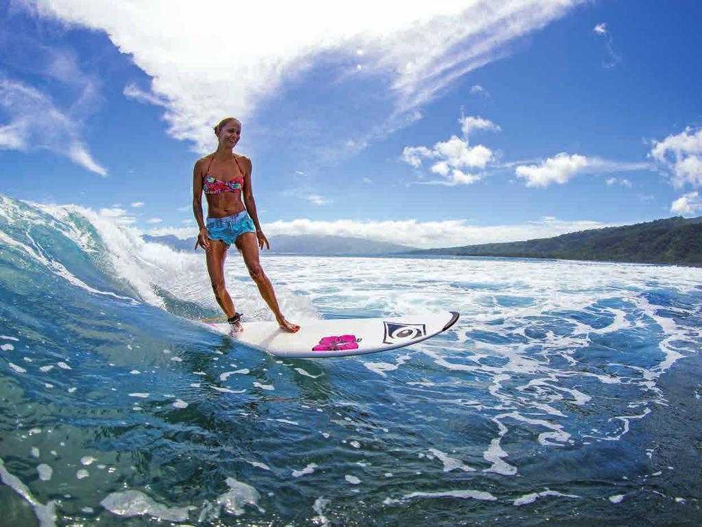 BIC SURF ALLROUND DuRA-TEC DEVELOPED & PRODUCED IN FRANCE You ll be amazed at how well it performs in the most critical sections!