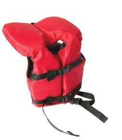 MANDATORY CHILD LIFE JACKET WEAR LAW Minnesota law requires a U.S. Coast Guard-approved life jacket to be worn by children less than 10 years old when aboard any watercraft while underway.