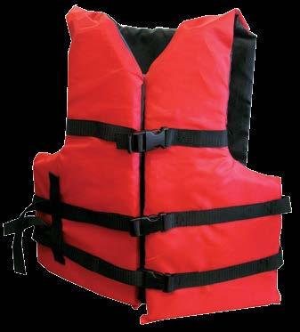 BOATING IN COLD WATER YOU MUST FIGHT TO SURVIVE IN COLD WATER If wearing a life jacket, the 1-10-1 principle may