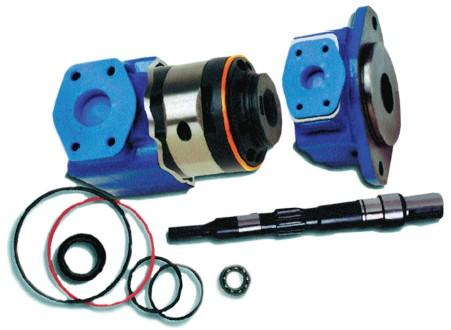 mounting. - We produced full range of Eaton Vickers cartridge kits for the V, VQ series vane pump.