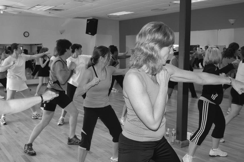 Adult Fitness Large Group Personal Training June 24 August 15 Tues & Fri M: $149 9:00-10:00am Group Personal Training is a great way to get started in a program that is safe, fun, and effective.