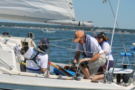 commercial and residential clients. Bill has recently enjoyed racing Mariposa with the North Cove Yacht Club.