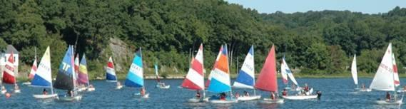 b) Join a sailing school or yacht club that gives you access to their small boat fleet so you can get in a lot of practice time to hone your new skills. Yale Corinthian in Branford is one example.