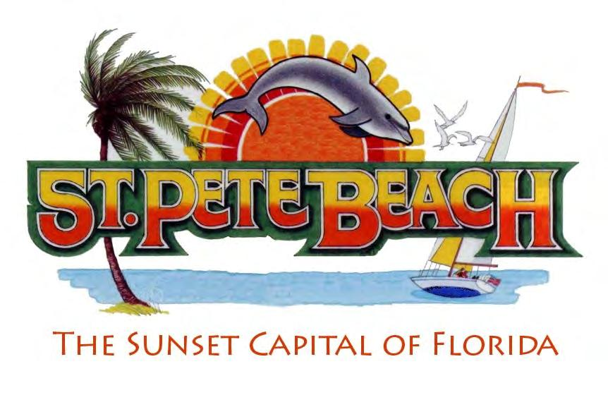 St. Pete Beach enews The Official Electronic Newsletter of St. Pete Beach August 3, 2017 POOL INFORMATION Water temp. always 82!