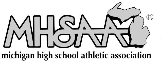 PARTICIPATING SCHOOL TOURNAMENT INFORMATION 2017 MHSAA GIRLS VOLLEYBALL 1.