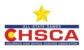 The COLORADO HIGH SCHOOL COACHES ASSOCIATION is proud to announce the 62 tnd Annual All State Games to be held June 4-9, 2018 at Adams State University.