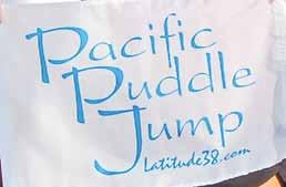Ever since coining the phrase Pacific Puddle Jump nearly 20 years ago, Latitude has been reporting on this annual migration of what we like to call 'varsity-level cruisers', and honoring them The