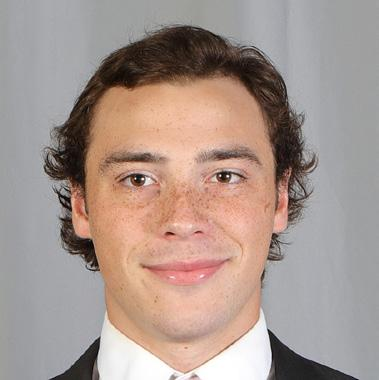 9 TANNER LACZYNSKI 18 CHRISTIAN LAMPASSO FORWARD Sophomore 6-1, 193 Shorewood, Ill. Lincoln (USHL) Major: Mgmt. and Industry Exploration FORWARD Senior 5-10, 177 Amherst, N.Y. Lincoln (USHL) Major: Industrial & Systems Engineering NHL: Philadelphia 16 (6th round, No.