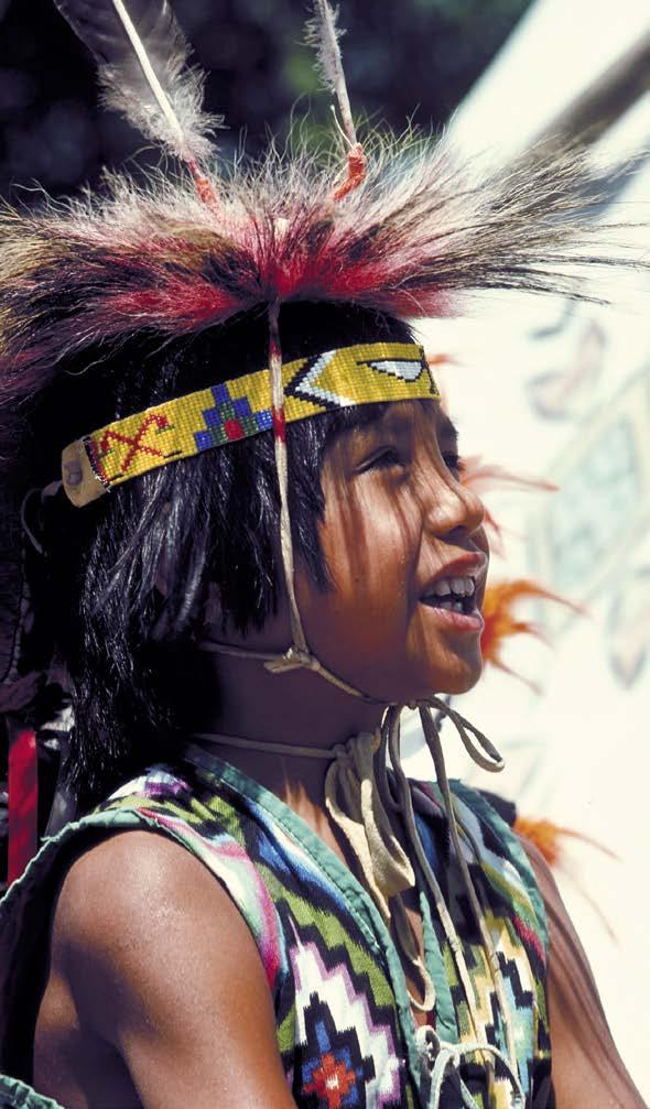 Native Americans of the Great Plains A