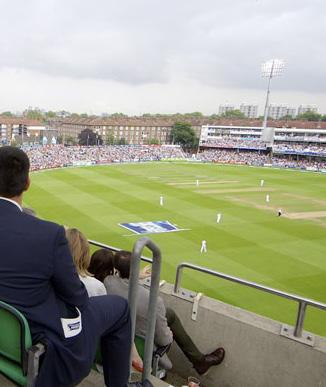ICC CHAMPIONS TROPHY 2017 The KIA Oval will host the eighth ICC Champions Trophy Final where the best two teams from the