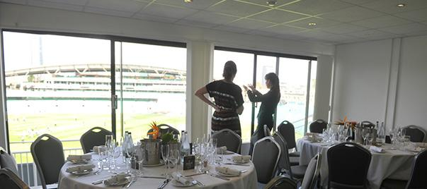 PAVILION EXECUTIVE BOXES BEDSER BOXES LOCK & LAKER BOXES The Pavilion End Executive Boxes offer the ultimate in terms of luxury, privacy and