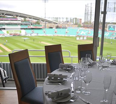 With dedicated hostesses, outdoor seating, and an unrivalled view of the match these facilities offer the ultimate wow factor for you and your