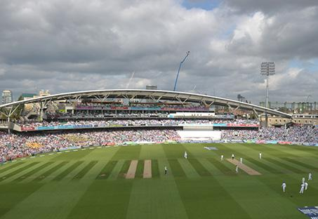 HOSPITALITY PACKAGES: THE OCS STAND The OCS Stand is the modern side of the KIA Oval.