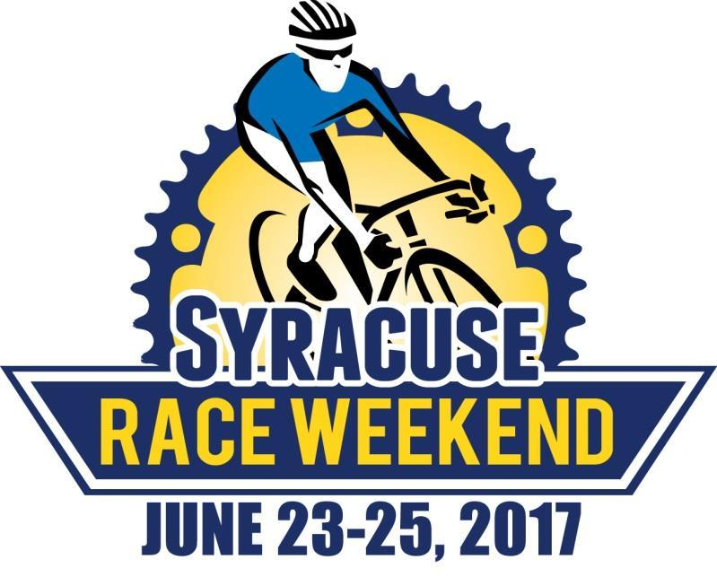 2017 Syracuse Race Weekend Technical Guide: V1.