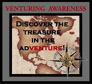 Check out the latest issue of at www.venturingmag.org Venturing Awareness: Occoneechee Council Venturing Forums Council Venturing Forum -- RSVP: http://www.evite.