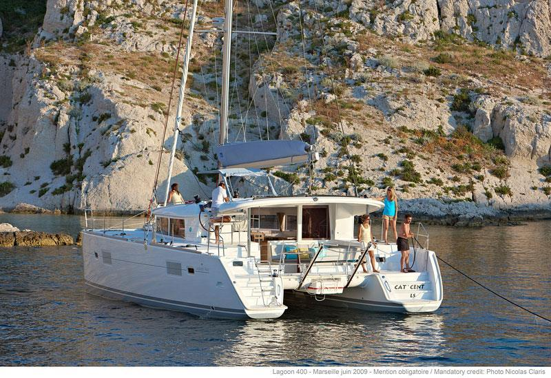 3. CHOOSING A BOAT Attend any international boat show these days, or just go online, and be astounded by the advances in modern yacht design.