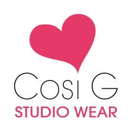 COSI G STUDIOWEAR AMBASSADOR SEARCH Would you like to appear in our 2018 Cosi G Studiowear Calendar or become a 2018 Cosi G Ambassador?