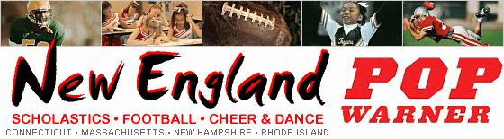 WELCOME The New England Regional Management Team is proud to host the: 2016 New England Regional Spirit and Football Championships!