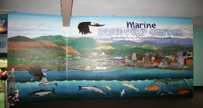 North Pacific Aquarium Marine Discovery Center Meet and