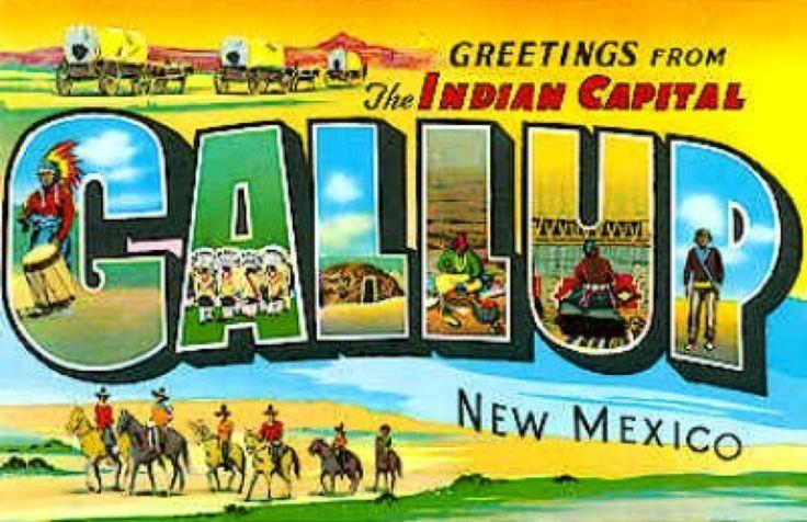 WAGON TRAILS REVITALIZED GALLUP STYLE By Greg Kirk President -