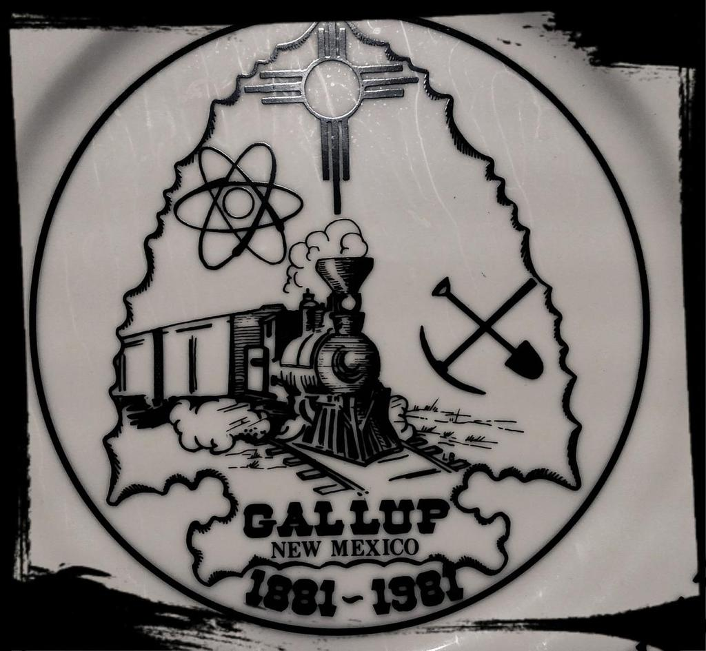 The Rise Gallup, New Mexico Est 1881 Hub for the Atlantic and Pacific Railroad. Surplus of coal, Gallup was formed.