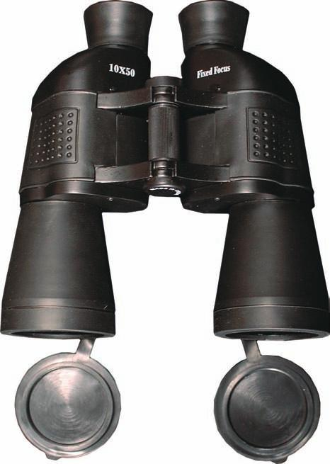 All 10x50 binoculars are supplied with a