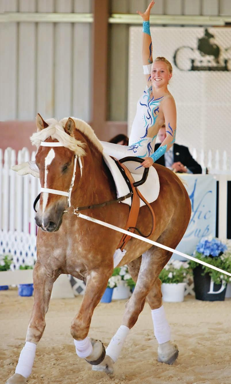 By Alicen Divita *All ages are determined by the calendar year in which vaulters turn that age.