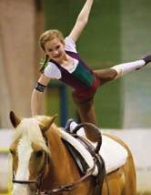 EQUESTRIAN VAULTING 6 10 12 FEATURES 8 Team Vaulting Drills: Building a