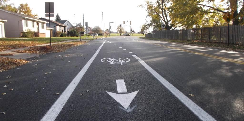 CITY OF BLOOMINGTON BICYCLE MASTER PLAN Adopted by